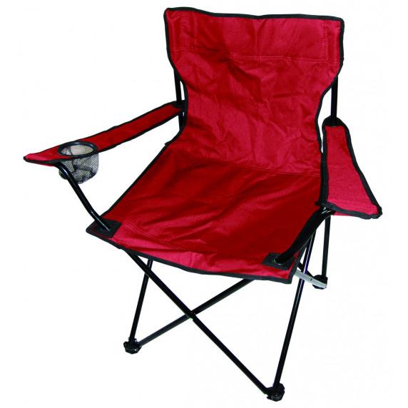 Kemping szék Linder Exclusiv ANGLER PO2455 - Piros