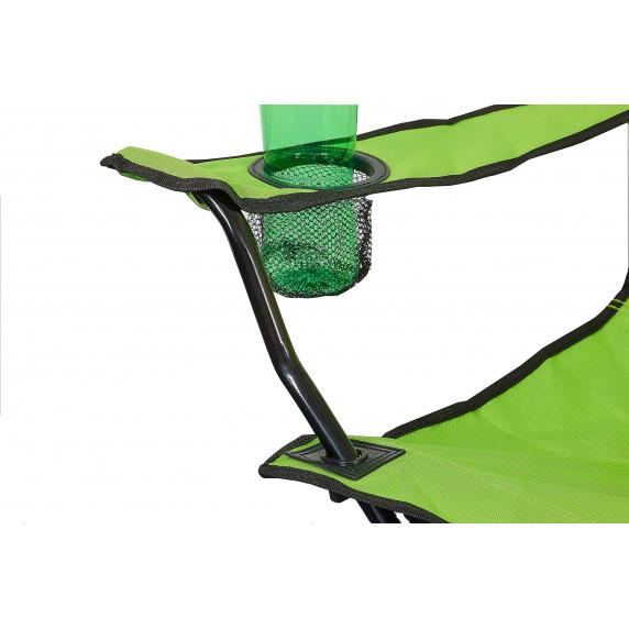 Kemping szék Linder Exclusiv ANGLER PO2470 - Limezöld