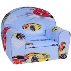 Aga gyerek fotel FBS2 - autó mintás Előnézet