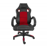 Aga Racing Irodai szék MR2070 - Fekete/piros
