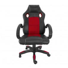 Aga Racing Irodai szék MR2070 - Fekete/piros Előnézet