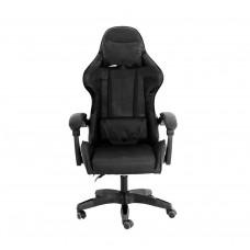 Gamer szék Aga MR2080BLACK - Fekete Előnézet