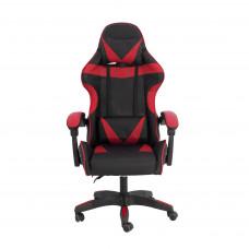 Gamer szék Aga MR2080RED - Fekete/piros Előnézet