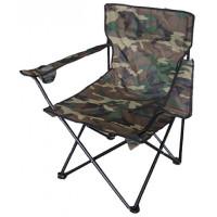 ANGLER PO2469 kemping szék- Terepszínű