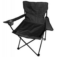 Linder Exclusiv ANGLER PO2430 kemping szék - Fekete