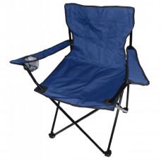 InGarden ANGLER kemping szék - Kék Előnézet