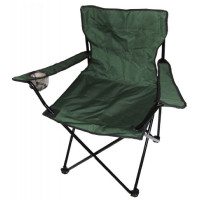 InGarden ANGLER kemping szék - Sötét zöld