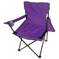 Kemping szék Linder Exclusiv ANGLER PO2467- Lila