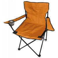 ANGLER PO2468 kemping szék - Narancssárga