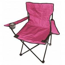 ANGLER PO2467 kemping szék - Rózsaszín Előnézet