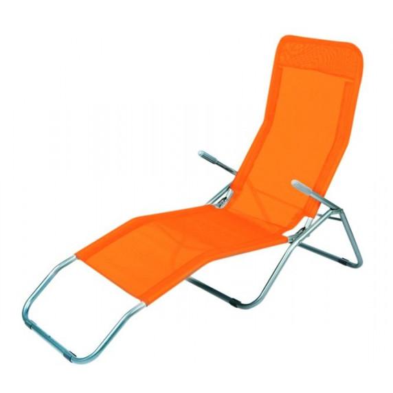 Napozóágy Aga SIESTA MC372171O - Narancssárga