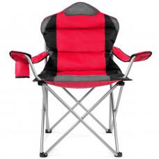Tresko kemping szék CPS-001 - Piros Előnézet