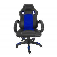 Aga Racing Irodai szék MR2070 - Fekete/kék