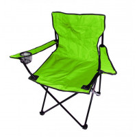 Linder Exclusiv ANGLER PO2470 kemping szék - Limezöld