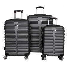 Bőrönd szett Aga Travel  MC3080 S,M,L - Szürke Előnézet