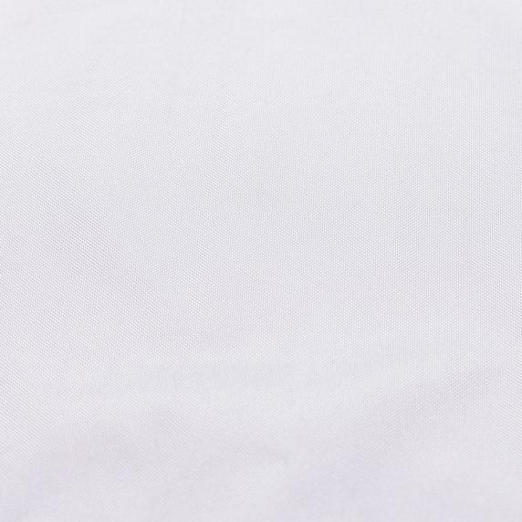 Összecsukható fa napozóágy AGA - fehér