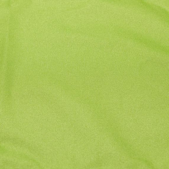 Összecsukható fa napozóágy AGA - világos zöld