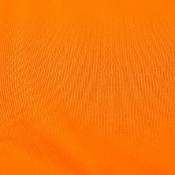 Összecsukható fa napozóágy AGA - narancssárga