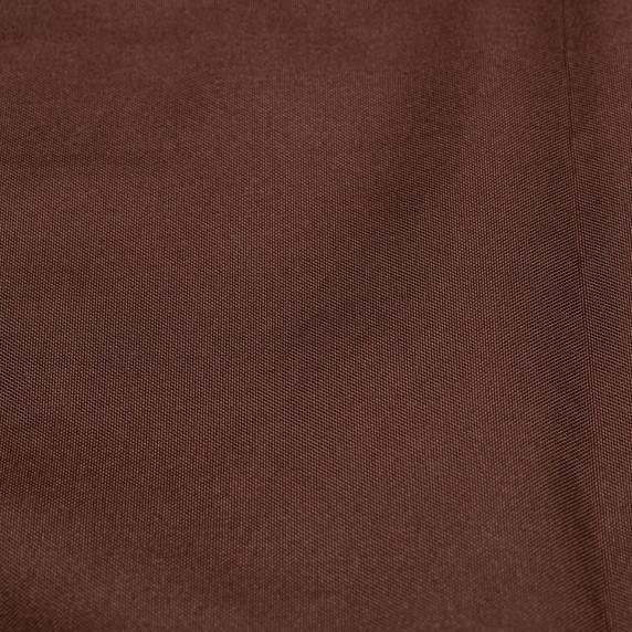 Összecsukható fa napozóágy AGA - barna