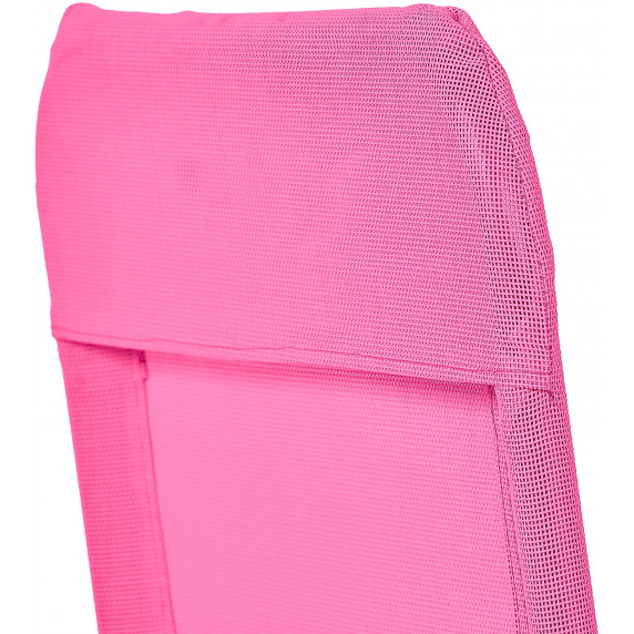 Napozóágy Aga SIESTA MC372171PI - Rózsaszín