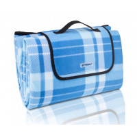 Tresko PNDKE41 piknik takaró világos kék
