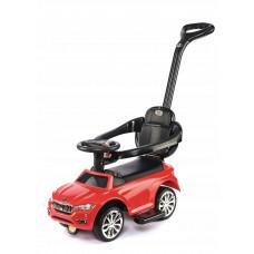 Aga4Kids BMW kisautó vezetőrúddal - Piros Előnézet