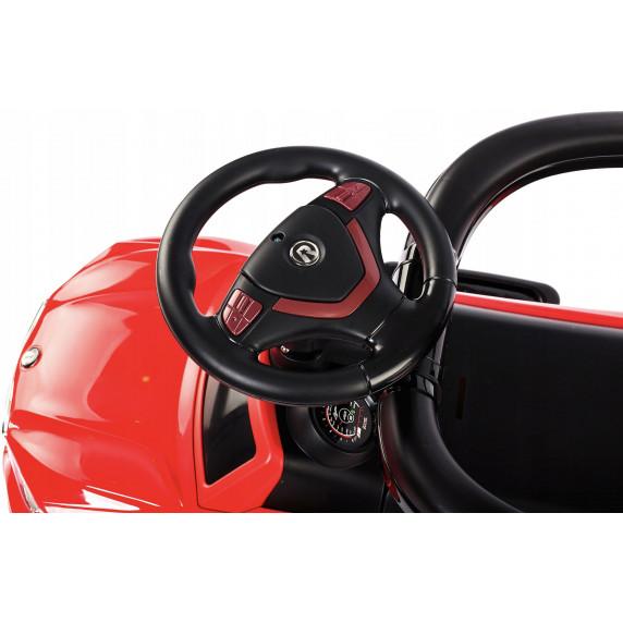 Aga4Kids BMW kisautó vezetőrúddal 7662 - Piros
