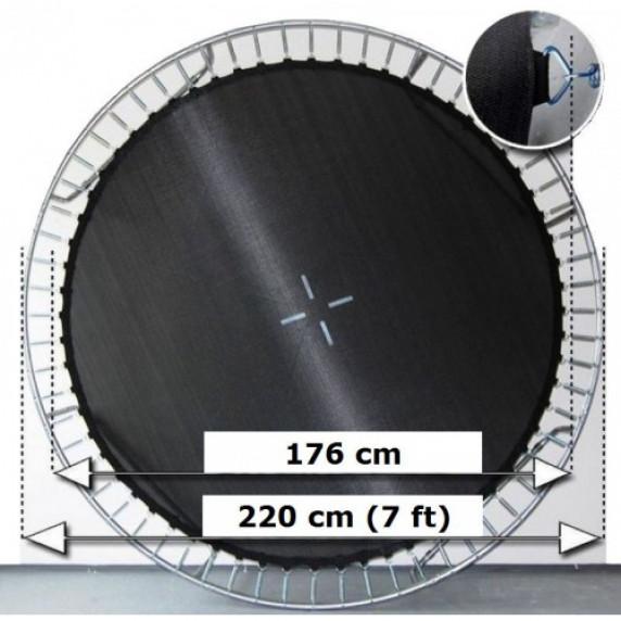 Ugrófelület 220 cm átmérőjű trambulinhoz  AGA - 42 rugósra