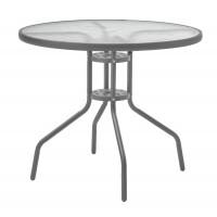 Kerti asztal Linder Exclusiv MR4354LGY 75 x 90 cm