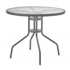 Kerti asztal Linder Exclusiv MR4354LGY 75 x 90 cm Előnézet