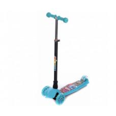 Aga4Kids háromkerekű roller - kék Előnézet