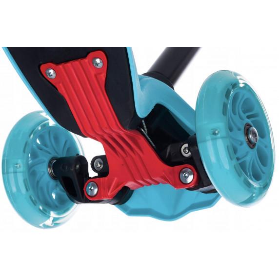 Aga4Kids háromkerekű roller - kék
