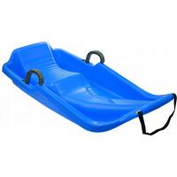 SULOV Olympic bob szánkó fékekkel - kék