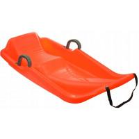 SULOV Olympic bob szánkó fékekkel - narancssárga