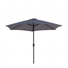 AGA Classic 300 cm napernyő - Sötét szürke Előnézet