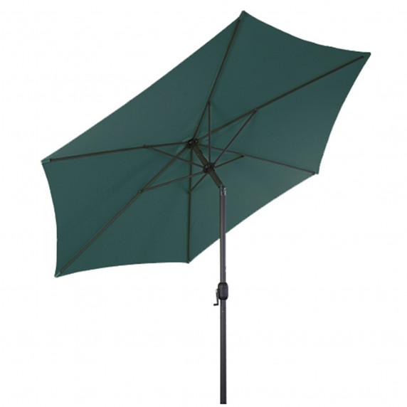Napernyő dönthető Linder Exclusiv KNICK 250 cm - Sötét zöld