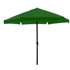 LINDER EXCLUSIV 400 cm MC2012G napernyő - Zőld Előnézet