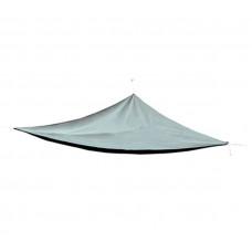 AGA Háromszög alakú árnyékoló, napvitorla 5 x 5 x 5 m - Taupe Előnézet