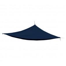 AGA Háromszög alakú árnyékoló, napvitorla 5 x 5 x 5 m - Antracit Előnézet