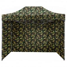 AGA kerti sátor 3O POP UP 2x3 m - Terepmintás Army Előnézet
