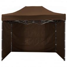 AGA kerti sátor 3O POP UP 2x3 m - Barna Előnézet