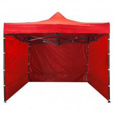 AGA kerti sátor 3O POP UP 3x3 m - Piros Előnézet
