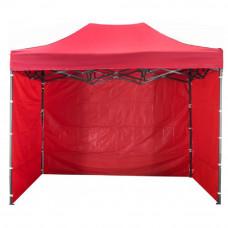 AGA kerti sátor 3O POP UP 3x4,5 m - Piros Előnézet