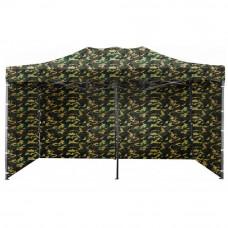 AGA kerti sátor 3O POP UP 3x6 m - Terepmintás Army Előnézet