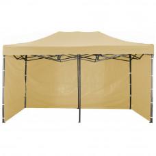 AGA kerti sátor 3O POP UP 3x6 m - Bézs Előnézet