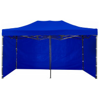 AGA kerti sátor 3O POP UP 3x6 m - Sötét kék
