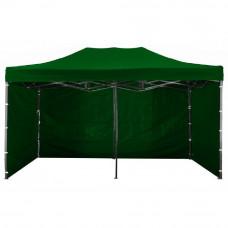 AGA kerti sátor 3O POP UP 3x6 m - Zöld Előnézet