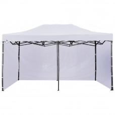 AGA kerti sátor 3O POP UP 3x6 m - Fehér Előnézet