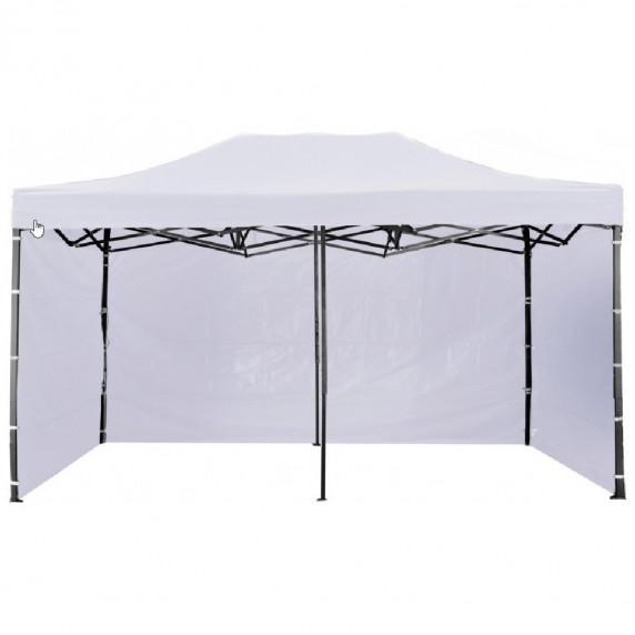 AGA kerti sátor 3O POP UP 3x6 m - Fehér