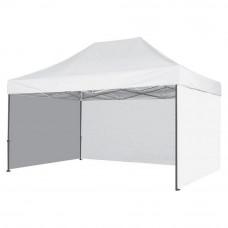 AGA kerti sátor 3O POP UP 3x4,5 m - Fehér Előnézet